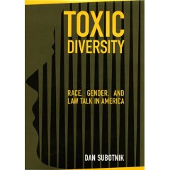 Book Cover of Toxic Diversity