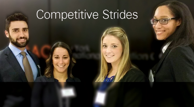 Competitive Strides