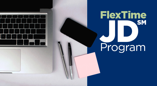 New FlexTime JD Program Launched