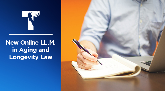 New Online LL.M. in Aging & Longevity Law
