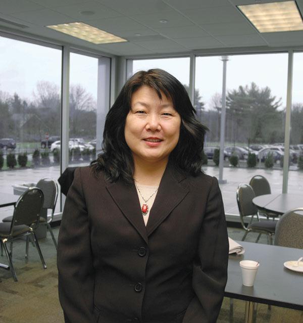 Manhattan Supreme Court Justice Margaret Chan