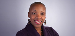 Erica Edwards O'Neal '99 Named Amistad's VP of Membership Logo