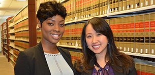 Two Touro Law Students Named NYC Bar Diversity Fellows Logo