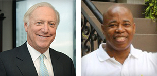 Touro Law Announces Mark C. Zauderer to be Touro Law's 2016 Commencement Speaker, Eric L. Adams to Receive Honorary Degree Logo