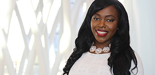 Touro Law Student Appointed in Leadership Role for the National Black Law Students Association Logo