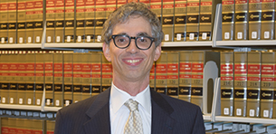 Suburban Development Law Scholar Michael Lewyn Awarded Tenure Logo