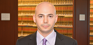 Touro Law Student Receives Scholarship from the Jewish Lawyers Association of Nassau County Logo