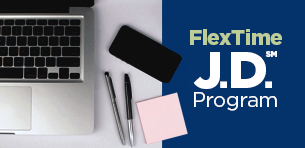 Touro Law Announces New FlexTime J.D. Program Logo