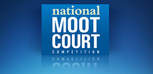 National Moot Court Competition Held at Touro Law Logo