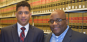 Two Touro Law Students Receive New York City Bar Association Diversity Fellowships Logo