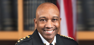 Touro Law Welcomes Suffolk County Sheriff Errol D. Toulon, Jr. Ed.D.  to Board of Governors Logo