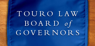 Touro Law Names Eight Leaders in Law and Business to Board of Governors Logo