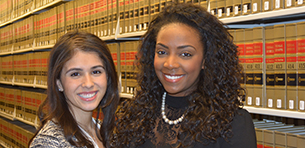 Two Touro Law Students Selected as 2015 New York City Bar Association Diversity Fellows Logo