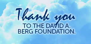 Touro Law Receives Grant from the Berg Foundation Logo