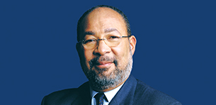Richard Parsons to Deliver Commencement Address Logo