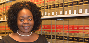 Touro Law Student Earns Association of Black Women Attorneys' Scholarship Logo