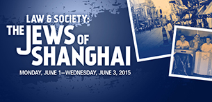 Touro Law Center to Co-Sponsor International Conference on the Little-Known History of the Jewish in Shanghai Logo