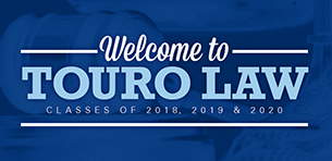 Touro Law Welcomes 197 Incoming First-Year J.D. Students Logo