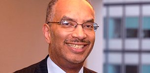 Seymour W. James Jr. Named Touro Law's Public Interest Lawyer in Residence Logo