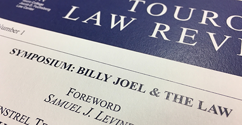 Image of Law Review Cover