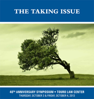 Cover of Taking Issue Program